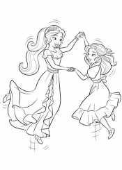 Елена и Изабель