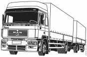 Ман грузовик