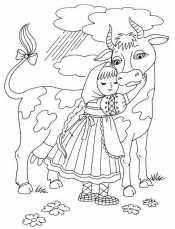 Герои сказок для детей