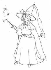 Волшебница в шляпе