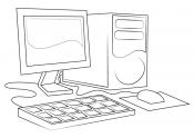 Рисунок Компьютер