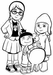 Агнес, Эдит и Марго