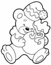 Медведь с шаром
