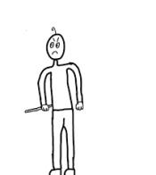 Рисунок Балди