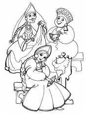 Сестры из сказки