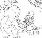 Айболит и бегемот