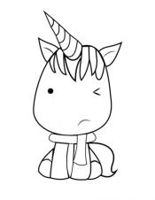 Кавайная лошадка