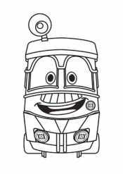 Роботы поезда Джеффри