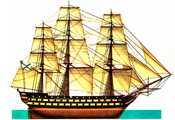 Раскраски Корабль