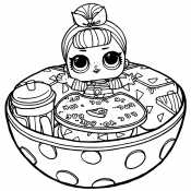 Кукла Лол Конфетти Поп в шаре