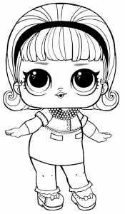 Кукла Лол Мадам Queen
