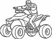 Картинка квадроцикл
