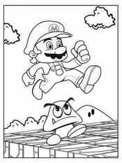 Марио и Гумба
