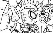 Лего Человек-паук