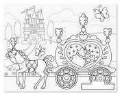 Карета у дворца