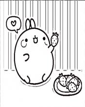 Моланг и ягода