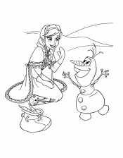 Анна и Олаф
