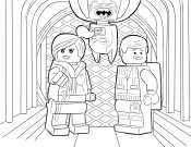 Люси, Бэтмен и Эммет