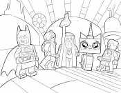 Герои Лего фильма
