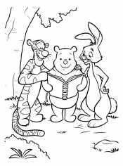 Винни Пух с друзьями