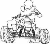Квадроцикл для мальчиков