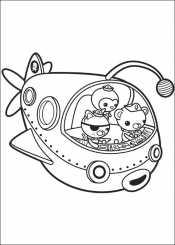 Октонавты под водой