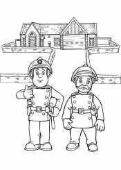 Пожарные Сэм и Василий