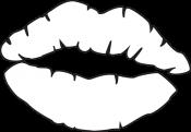 Отпечаток губ