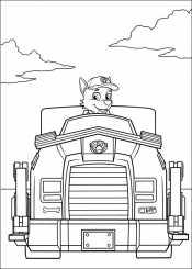 Полицейская машина Гонщика