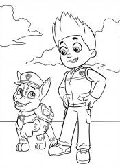 Райдер и Рокки