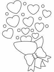 Воздушные сердечки