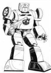 Бамблби робот