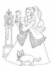 Принцесса со свечой