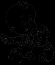 Рисунок Пупсик
