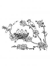 Семья соловьев