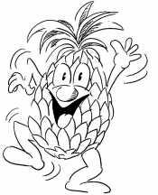 Танцующий ананас