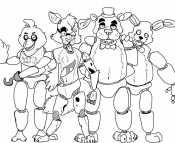 Ужасные аниматроники
