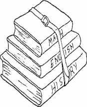 Раскраска Книга