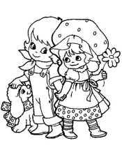 Мальчик и девочка для детей