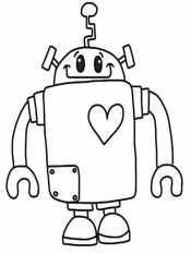 Робот с сердцем