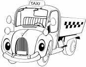 Такси - грузовик