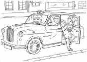 Такси в Лондоне