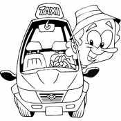 Такси с водителем