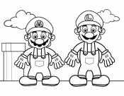 Марио игра