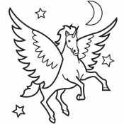 Единорог пегас