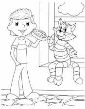Дядя Федор и кот Матроскин