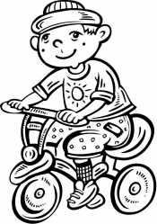 Картинка велосипед