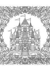 Замок для детей