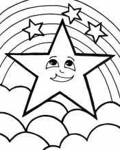 Звезда на небе
