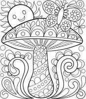 Антистресс гриб